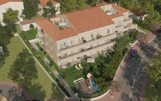 Toulon, appartements neufs immobilier
