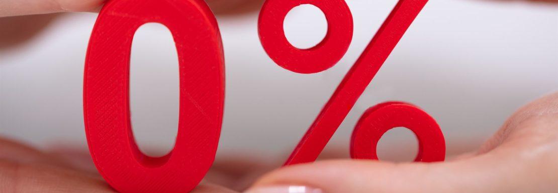 Le prêt immobilier à taux zéro